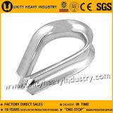 Carbon Steel Galvanized DIN6899 B Thimble
