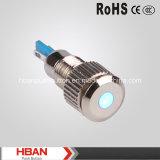 Hban 8mm Metal Signal Lamp