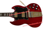 Afanti Music Made Sg Style Electric Guitar (ASG-900)