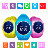 Waterproof Kids/Child Portable GPS Tracker Watch with Pedometer D11