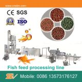 Large Capacity Fully Automatic Fish Feed Processing Line