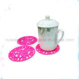 Chinese Flaxible Silicone Cup Coaster