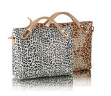 Offering PU Leather Tote Bag From China Factory (H80436)