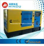Fujian Power Silent Cummins 125kVA Diesel Generator (GF3)