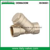 ISO9001 Certified Brass Forged Y-Strainer (AV5004)