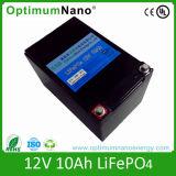 12V 10ah Lithium Iron Phosphate Battery
