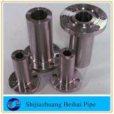 Forged ASME B16.5 B 16.47 Stainless Steel ASME Lwn Flange