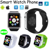 Mtk2505 Smart Watch Phone with SIM Card Slot (GM18S)
