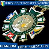 Sports Meet Medalist Metal Sport Medal for Sales