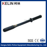 Police Anti Riot Rubber Baton for Personal Protection