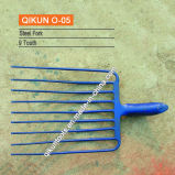 O-03 4t Drop Forged Steel Farm Fork