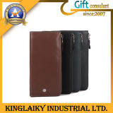 Classics Design Genuine Leather Wallets for Business Gift (KL-003)