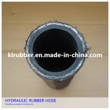 High Pressure Rubber Oil Hose with Fitting