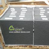 Black Honed Finish Floor Wall Sandstone Tile