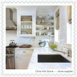 Chinese Classic White Marble for Kitchen Countertop