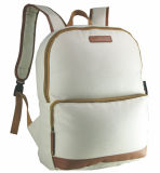 Leisure Outdoor Canvas School Backpack for Travel