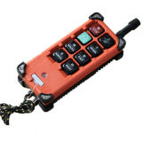 Best Sell Industrial Wireless Crane Remote Control for Winch (F21-6s)