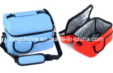 Environmental Protection, Non-Toxic, Waterproof Polyester Fashion Picnic Lunch Cooler Bag (KCP04)