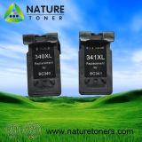 Remanufactured Ink Cartridge for Canon Pg-340xl, Cl-341xl