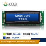 "2.5"" COB Splc780d Character 16X2 Line LCD Module"