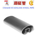 SUS304, 316 Single Slot Stainless Steel Pipe