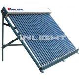 Low Pressure Vacuum Tube Solar Thermal Collector