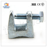 Galvanized Malleable Steel Pipe Hangers Top Beam Clamp