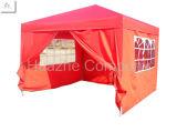 10ft X 10ft (3m X 3m) Strong Tent, Aluminum Canopy Stright Leg Folding Tent Outdoor Gazebo Garden Canopy Pop up Tent Easy up Gazebo