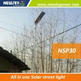 New Street Light All in One Solar LED Lamp