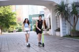 Colorful Fashion 5inch Foldable City Surfing Mobility Scooter with LED