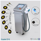 Fat Freezing Cryotherapy Machine Cryo+RF+Lipo Laser Slimming Machine