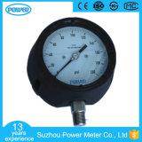 115mm Safety Type Phenolic Resin Pressure Gauge Manometer