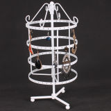 Unique Iron Jewelry Earring Necklace Metal Rack (wy- 4467)