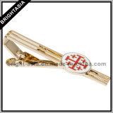 High Quality Current Design Tie Clip for Wholesale (BYH-101028)