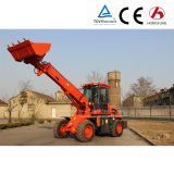 Chinese Front End Mini Wheel Loader Farm Machinery Small Tractors for Sale