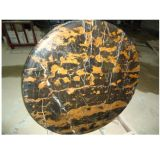 Natural Stone Round Table Top for Sale