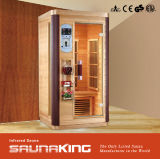 Saunaking Royal Infrared Sauna (FRB-181)