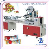 Cheap China Pillow Autaomatic Shaped Hard Candy Packing Machine