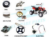 2 49cc Stroke Mini ATV Parts (OEM Stock parts)