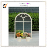Wrought Iron Frame Jamie Young Metal Wall Mirror