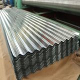 Dx51d+Z Sgch Galvanized Corrugated Steel Roofing Sheet 0.17mm