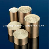 Car Exhaust System Metal Honeycomb Catalyst