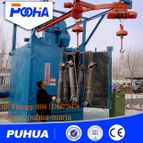 Hook Type Wheel Shot Blasting Machine