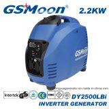 Max 2.5kVA 4-Stroke Gasoline Inverter Generator Set with Approval