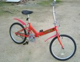 Folding Bicycle F08