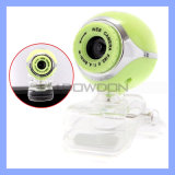 New Cute Mini Computer USB Webcam Camera Laptop Camera with Microphone (WT-031)