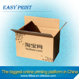 Custom 3-Layer Hard Corrugated Carton