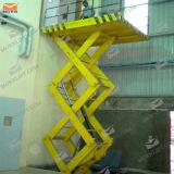 China Manual Scissor Lift Platform for Sale