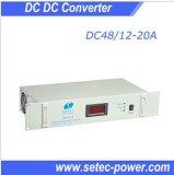 Setec DC48/24 3000W Telecom Converter DC/DC Type
