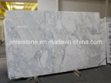 Italian Calacatta White Marble for Bathroom Flooring or Wall